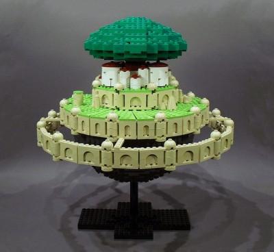 Miyazaki meets Lego 4