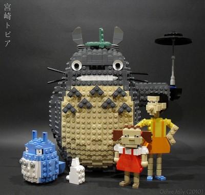 Miyazaki meets Lego 3