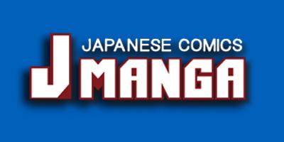 JManga logo