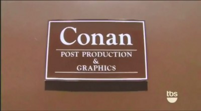 Conan O'Brien Final Cut Pro sketch 2