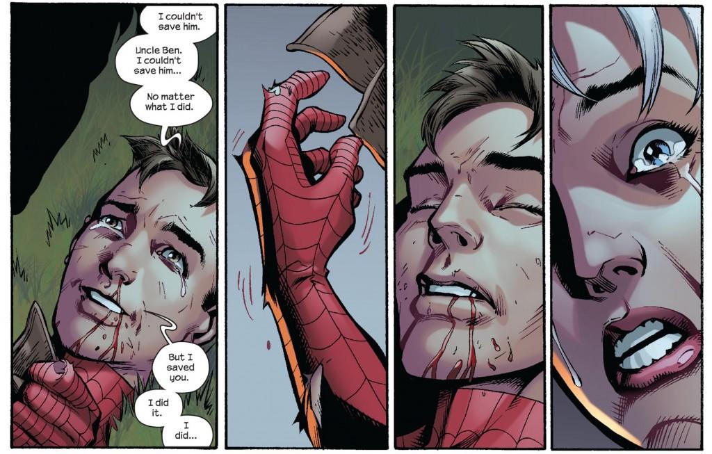 Death of Spider-Man