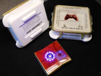 Xbox 360 Iron Man casemod
