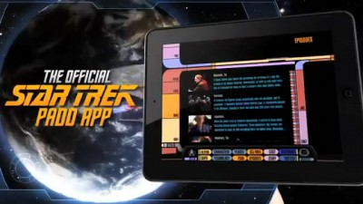 Star Trek PADD app 1