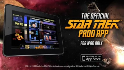 Star Trek PADD app 3