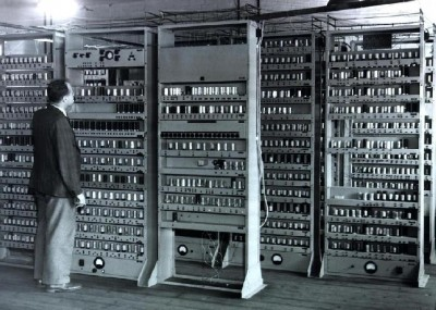 The EDSAC computer from 1949
