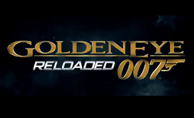 GoldenEye Reloaded 007 logo
