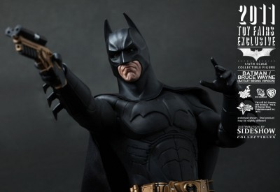 Hot Toys Bruce Wayne in Batsuit 4