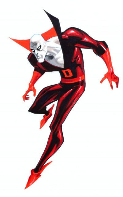Deadman by Bruce Timm