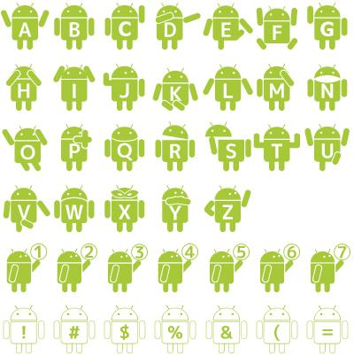 The Android Font