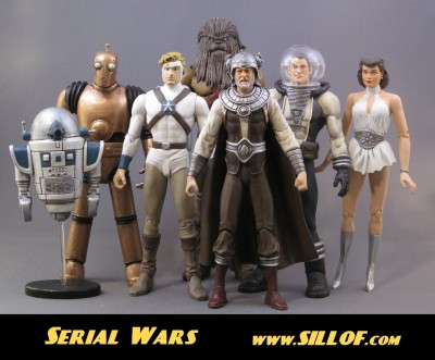 Sillof Serial Wars customs 2