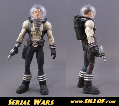 Sillof Serial Wars customs 6