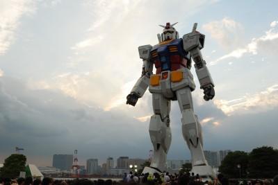 Odaiba Gundam