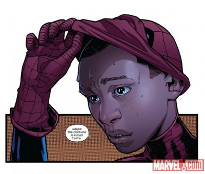 Ultimate Spider-man Fallout #4
