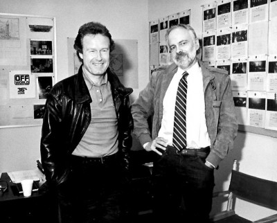 Philip K Dick and Ridley Scott
