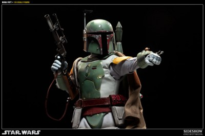 "Sideshow Collectibles 12"" Boba Fett"