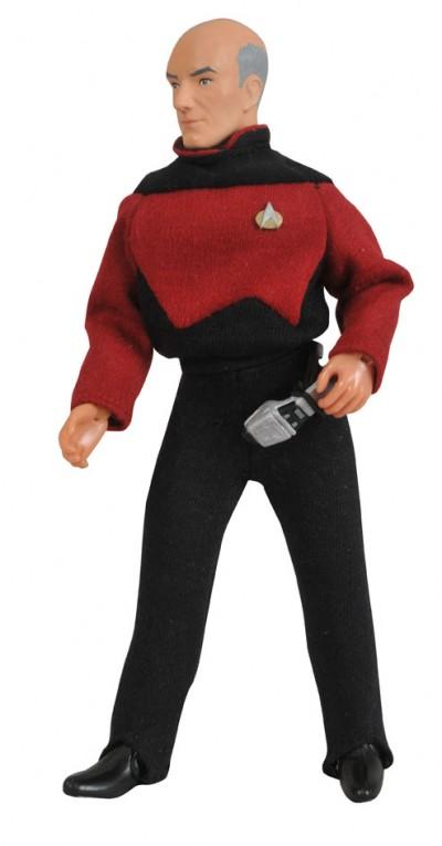 Captain Picard Mego-style Figure