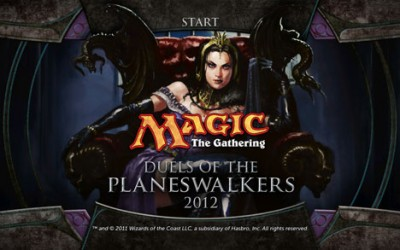 Magic the Gathering 2012 Expansion 1