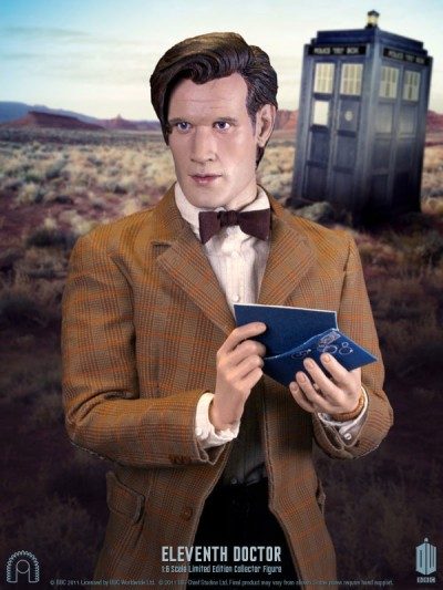 Big Chief Doctor Who Eleventh Doctor Collectible Figure 2