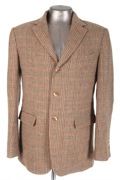 Matt Smith's Doctor Jacket