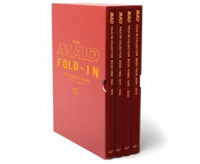 Mad fold-in Collection