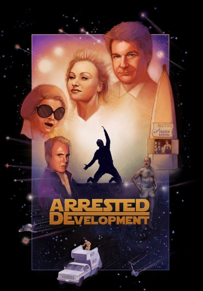 Arrested Development Star Wars
