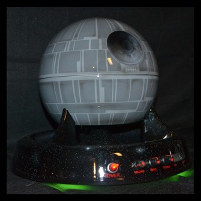 Major League Mods Death Star Subwoofer