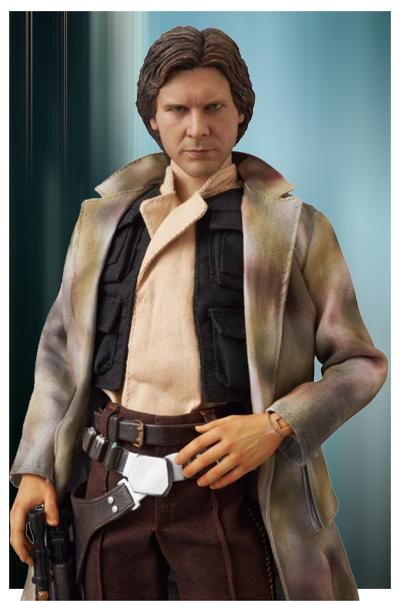 Medicom Unison Han Solo