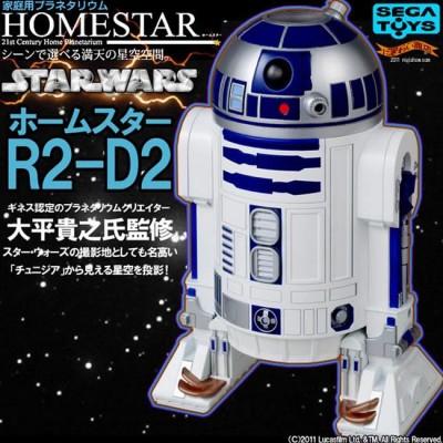 Homestar R2-D2 Projector 1