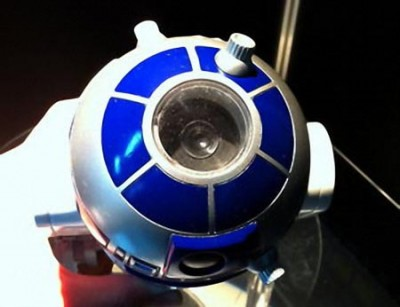 Homestar R2-D2 Projector top