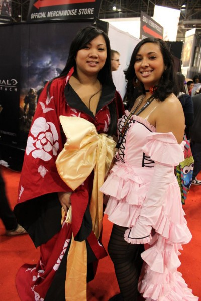 The Fashionable Side of New York Comic Con: Photo by Christian Liendo