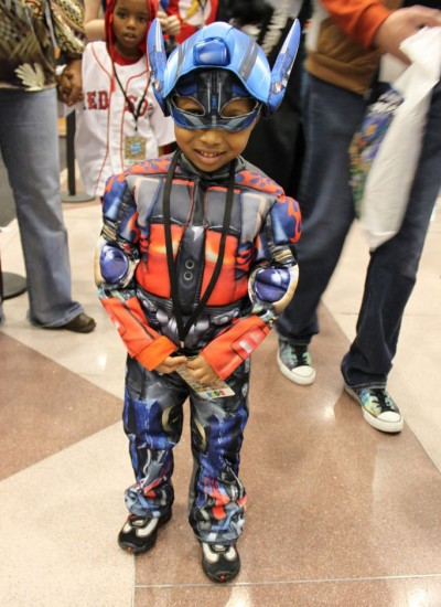 Kids Cosplay at New York Comic Con 2011 - photo by Christian Liendo