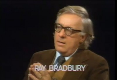 Ray Bradbury on the TV show Day at Night, January 21, 1974