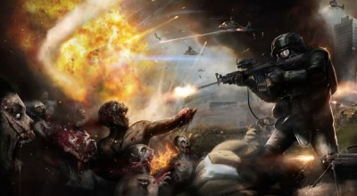 World War Z concept art