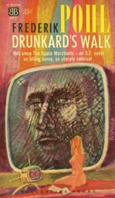 Frederik Pohl Drunkard's Walk 1960