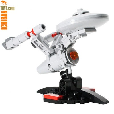 Ichiban Custom Lego Enterprise