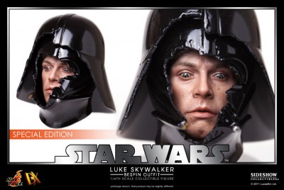 Hot Toys Luke Skywalker DX Series Bespin LE 1