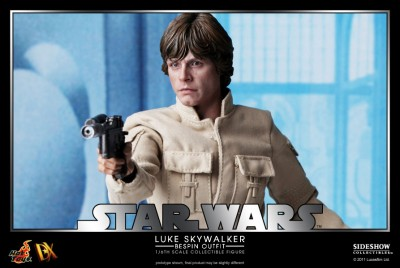 Hot Toys Luke Skywalker DX Series Bespin 1