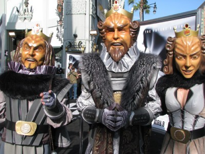 Burger King Klingons