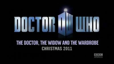DOCTOR WHO 2011 Xmas Special Trailer 1