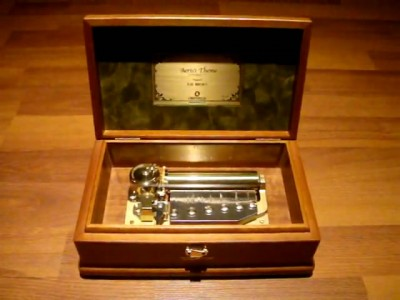 Final Fantasy VII Aerith's Music Box