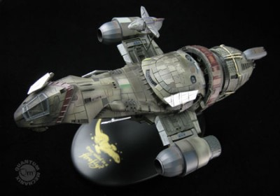 QMx LDH Serenity maquette
