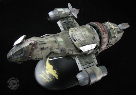 QMx LDH Serenity maquette