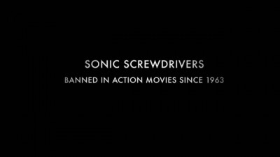 Sonic Screwdriver short