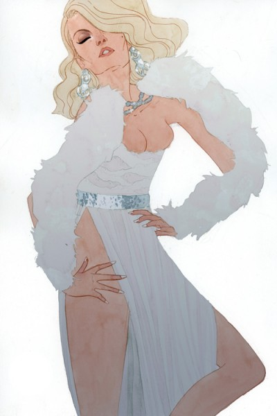 Emma Frost Couture