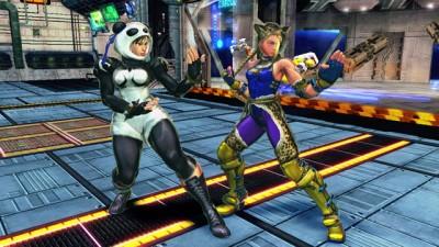 Street Fighter x Tekken Costumes 2