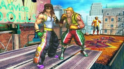 Street Fighter x Tekken Costumes 3
