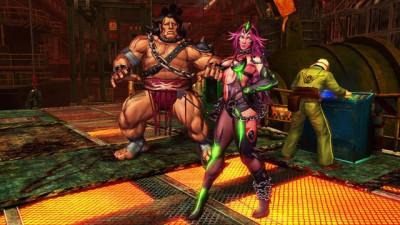 Street Fighter x Tekken Costumes 5