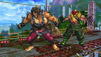 Street Fighter x Tekken Costumes 6