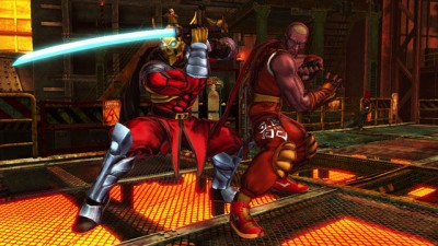Street Fighter x Tekken Costumes 4