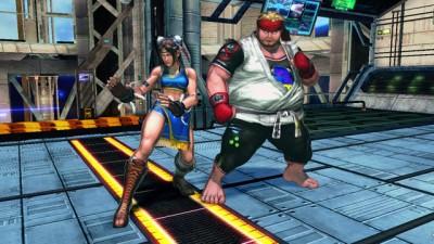 Street Fighter x Tekken Costumes 7